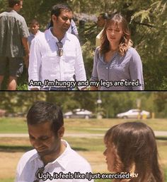 Tom Haverford speaks the truth Parcs And Rec, Tom Haverford, Parks Department, Tv Shows Funny, Leslie Knope, Tv Quotes, Parks And Recreation, Movies Showing, Jellyfish