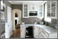 kitchen backsplash ideas with white cabinets home design program   Home Designs Ideas