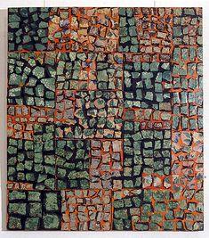 Maze by Rosalie Gascoigne 1992