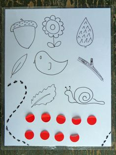 {Free Printable :: Scavanger Hunt} How cute! #Bugs #CampSunnyPatch
