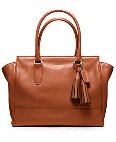 Coach Legacy Leather Medium Candace Carryall. OMG.
