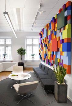 Color Interior Art Of Pensionsmyndigheten Office 580x858 Foto Wallpaper 01: Color Interior Art Of Pensionsmyndigheten Office 580×858 Foto Wa...