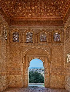 https://flic.kr/p/8QnNAA | Generalife | Granada, Spain