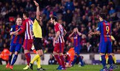 إنريكي غير متفائل بنتيجة استئناف سواريز على…: أعرب مدرب برشلونة، لويس إنريكي، عن تأييده لاستئناف مهاجم فريقه، لويس سواريز، ضد قرار طرده…