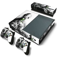2 Controller Skins Hulk Xbox One X 0039 Vinyl Protector Skin Sticker Easy To Lubricate