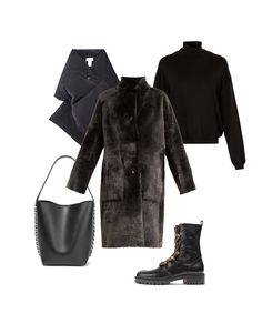 A (Complete) Winter Wardrobe | MODEDAMOUR