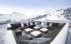 Luxury Ski Chalet, Chalet N, Lech, Austria, Austria (180k a week. Yes. 180k. A. Week.)