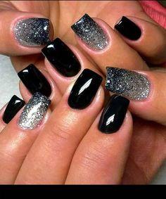 Amazing Silver Nail Designs-2015