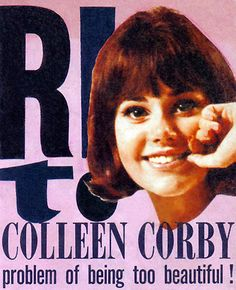Even Colleen Corby Has Problems (Tiger Beat - October 1965)