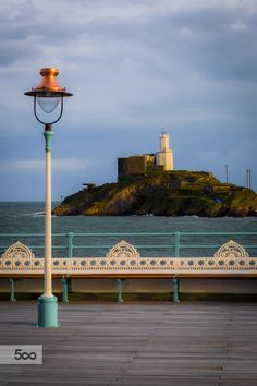 The Lighthouse at Mumbles, Wales taken from the Pier. Gower Peninsula, South Wales, Wales Uk, Beacon Of Light, Rock Pools, Cymru, Water Tower, Swansea, British Isles