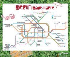 Badeseen Berlin