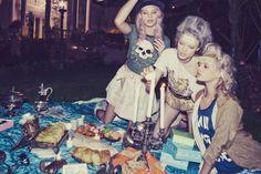 Marie Antoinette Party?