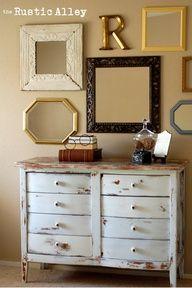 flea market furniture makeovers - Google Search