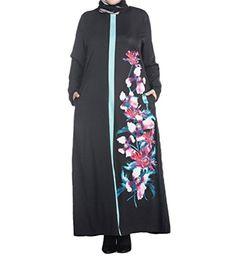 Nanxson(TM) Lady Muslim Islamic Abaya Full Length Dress V... https://www.amazon.com/dp/B073GXFZ4H/ref=cm_sw_r_pi_dp_U_x_KHQyAb74239VS