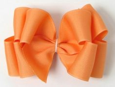 How To Make Boutique Hairbow/Hair Bow Instruction-Part 1 : Hip Girl Boutique LLC, Free Hairbow Instructions, Ribbons, Hair Bows and Clips, Hairbow Hardware and Making Hair Bows, Diy Hair Bows, Diy Bow, Bow Making, Boutique Bows, Girls Boutique, Hair Ribbons, Ribbon Hair, Ribbon Bows