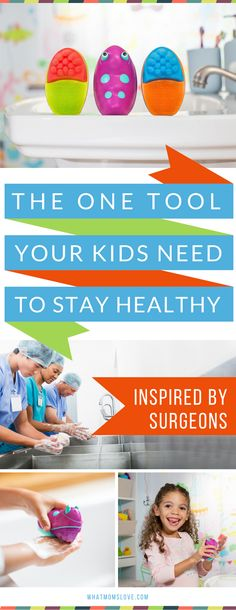 Keep your kids healt