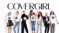 i am beyond excited because Covergirl is making a stand for equality in beauty! With different races and genders, they are pushing our society forward to reconsider our beauty standards.
