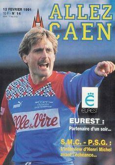 -1982 SBV Excelsior 34 (26) 1982-1989 K.V. Mechelen 213 (88) 1989-1990 FC Girondins de Bordeaux 37 (14) 1990-1991 SM Caen 34 (4) 1991-1993 KFC Tielen Psg, Interview, Caen, Michel, Football, Baseball Cards, Sports, France, Soccer
