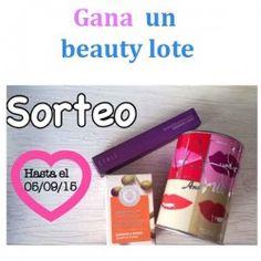 Gana un beauty lote ^_^ http://www.pintalabios.info/es/sorteos-de-moda/view/es/4946 #ESP #Sorteo #Maquillaje