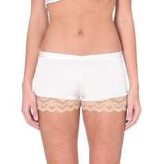 MYLA Isabella french knickers ($140) ❤ liked on Polyvore featuring intimates and panties