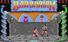 Barbarian (Commodore 64)