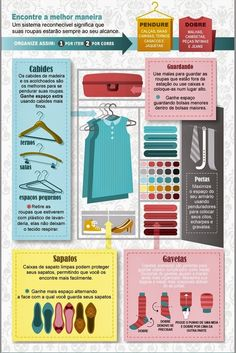Fashion infographic & data visualisation This cool graphic from Apartment Geeks tells you how to organize your closet. Infographic Description how to Wardrobe Organisation, Closet Organization, Kitchen Organization, Organizar Closet, How To Organize Your Closet, Fashion Infographic, Chart Infographic, Timeline Infographic, Ideas Para Organizar
