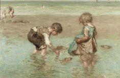Bernardus Johannes Blommers Dutch Painter (1845-1914) ~ Artists and Art