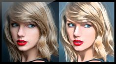 Photoshop: How to transform photograph into digital painting.