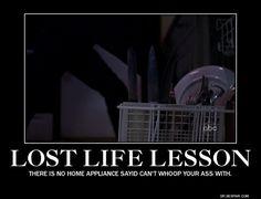 Hahahaha #LOST #sayid