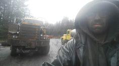 ONE BAD ASS MACK TRUCK  zarembo  island.alaska Mack Trucks, Badass, Alaska, Commercial, Fictional Characters, Island, Islands, Fantasy Characters