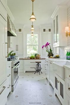 Traditional Galley Kitchen Designs 6 tips for a kitchen you can love for a lifetime | kitchen white