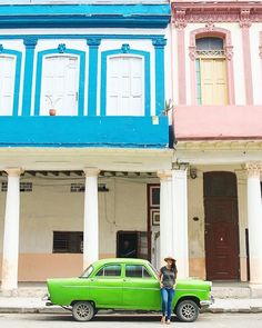 Hello Cuba 🇨🇺 Such a photogenic place!