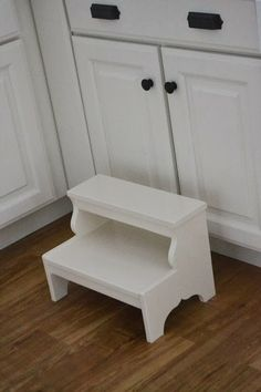 ana white build a easy vintage step stool free and easy diy project and