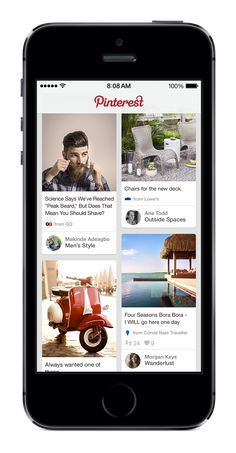 Her's How Pinterest's Soon- to- Come 'Buy' Button Will Work by Forbes #Pinterest #BuyButton