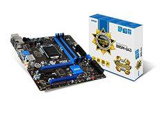 MSI Intel B85 LGA 1150 DDR3 USB 3.1 Micro ATX Motherboard...