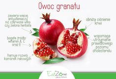 Granat Healthy Style, Healthy Tips, Nutrition Tips, Superfoods, Flora, Vegan Recipes, Health Fitness, Food And Drink, Fruit
