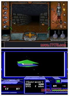 "In year 1990, ""Space Roger"" and ""Ultima Underworld"" were the originator 3D games developed by Origin Systems. Because of the limitation on hardwares to continue the developing in 3D technology, soon, it gone to wane."