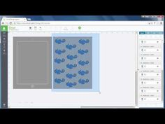 How to Attach Images to Hold Their Placement on the Mat (Cricut Design Space) - YouTube