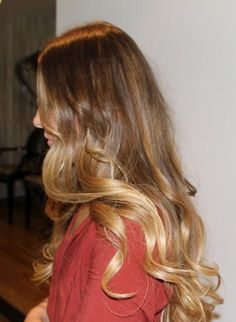 long hair #MacadamiaNaturalOil  (Find us on: http://greatlengths.pl/)