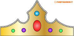 Corona Carta Principessa 1