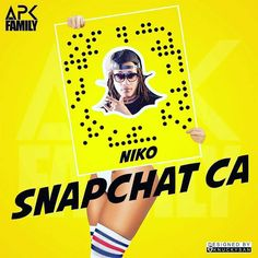 Es-tu prêt??? le bordel arrive!!! APK !!! NIKO - Snapchat Ça  le Clip arrive Tressss vite!!!!! #lasemaineapk - #Webadubradio