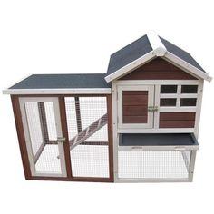 The Stilt House Rabbit Hutch