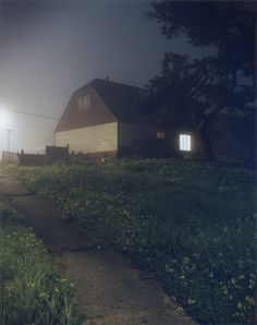 Todd Hido, #7373, from Intimate Distance