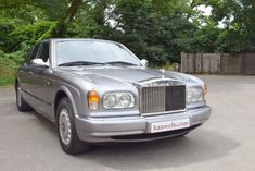 1998 Rolls Royce Silver Seraph