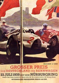 Großer Preis von Deutschland am 23. Juli 1939