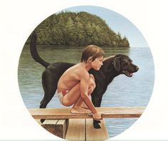 It includes works inherited from bronze-age to and including work made by contemporary artists. Algonquin Park, Magic Realism, Canoe Trip, Canadian Artists, Impressionist, March 6, Youth, Swimming, Canada