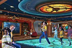 Disney's ship The Fantasy!!!