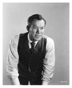 Ward Bond Great Studio Portrait Still A191 | eBay