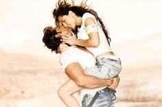 Zawsze, kiedy będziemy się kłócić przytul mnie i zamknij mi usta pocałunkiem…