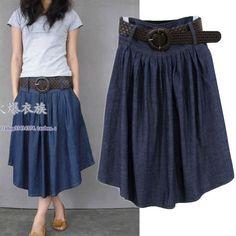 Google Image Result for http://i01.i.aliimg.com/wsphoto/v0/573396769/2012-summer-big-round-swing-denim-skirt-bust-skirt-medium-long-skirt-Dark-Blue-with-a.jpg